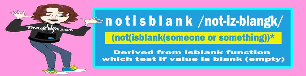Notisblank
